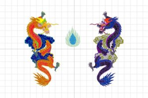 Dragones chinese