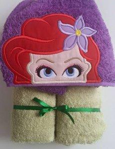 Машинная вышивка - полотенца
