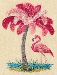 Новый бесплатный файл - Flamingo Tree