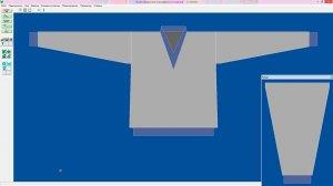 DesignaKnit v8.07.61  MachinePro - программа для машинного вязания
