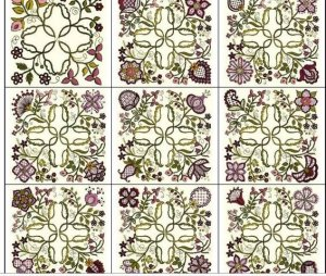 Новый бесплатный файл - Anna Bella Quilt Collection
