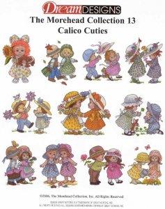 Новый бесплатный файл -  Calico Cuties