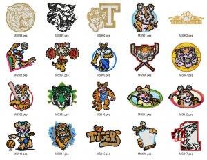 Новый бесплатный файл - Тигры