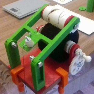 Моталка для пряжи МБ-2