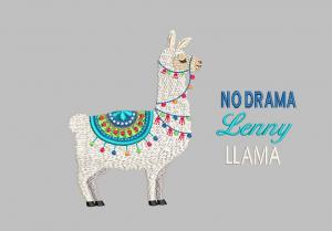 Новый бесплатный файл - Lenny Llama