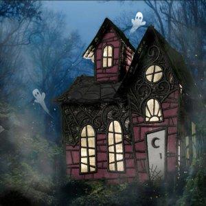 Подарок для подписчиков - Haunted House