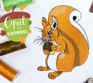 Подарок для подписчиков - Cyril the Squirrel